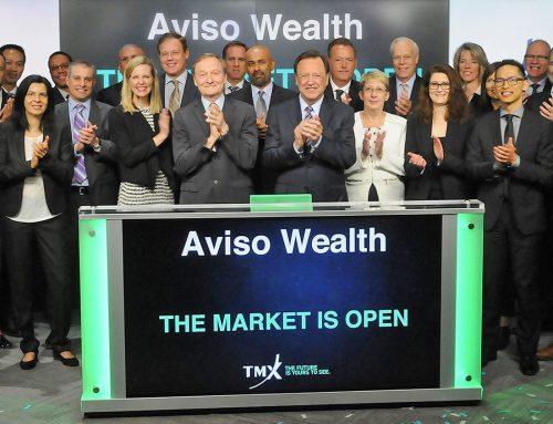 Patrimoine Aviso ouvre la séance à la Bourse de Toronto